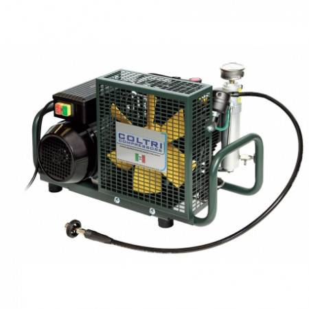 COLTRI MCH6-EM Electrical compressor for paintball