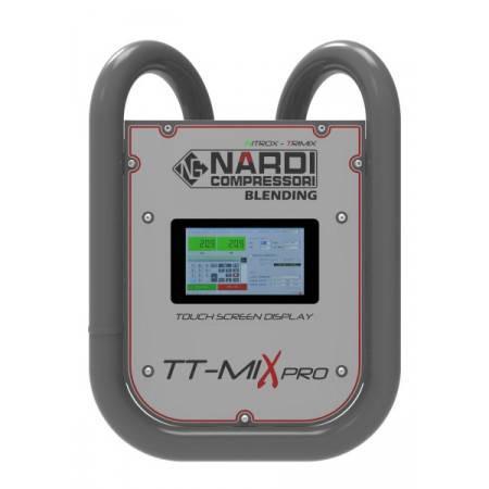 Mélangeur stick Nitrox Trimix automatique NARDI TT-MIX PRO
