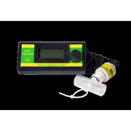 Nitrox oxygen analyzer 0-100% NTS Oxytester