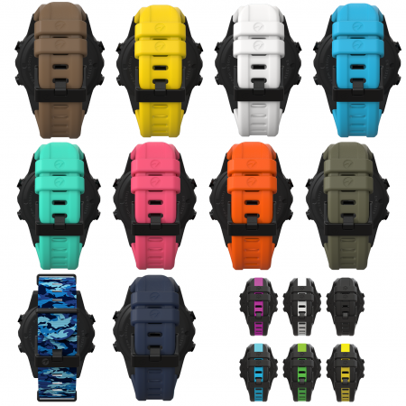 SHEARWATER TERIC color wristband