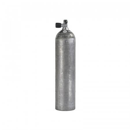 Aluminium diving tank 7L LUXFER with valve
