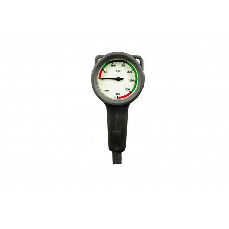 Manomètre 0-300bar 52mm + flexible 80cm