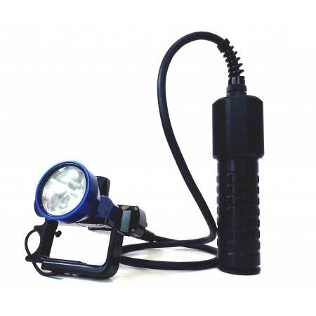 HALCYON Focus 2.0 light w/ cord battery pack 5.2A