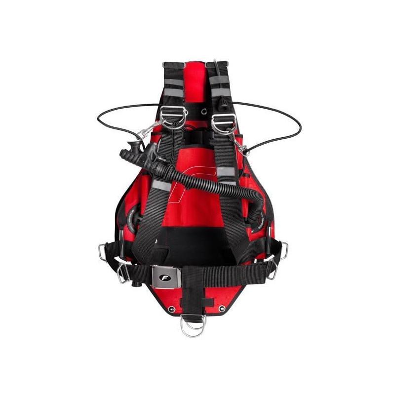 Finnsub FLY SIDE Sidemount Jacket