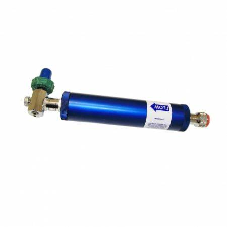 """Personal filter """"pro"""" / air 414 bars with AR valve and purge"""