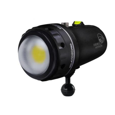 Phare Sola Video Pro 1500 Lm Light&Motion Flood 115°