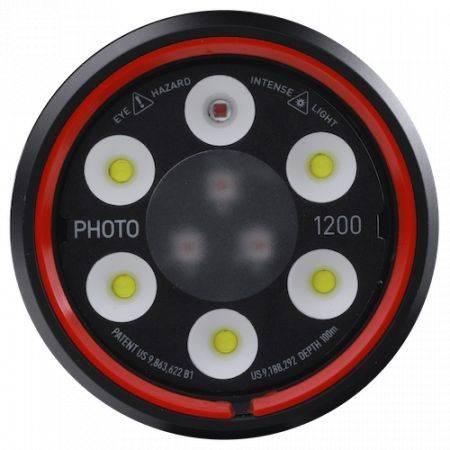 Phare Sola Photo 1200 Light & Motion