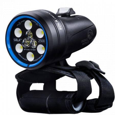 Phare Sola Dive 2500 Light & Motion S/F