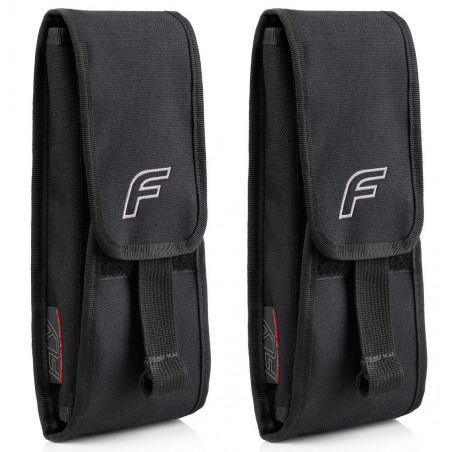 Twin FINNSUB tank weight pockets