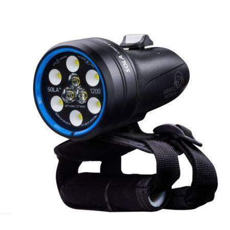 Light & Motion Sola Dive 1200 S/F