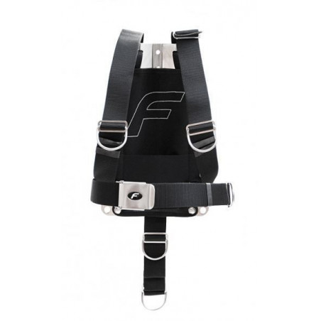 Finnsub FLY DIR Harness alu/SS backplate