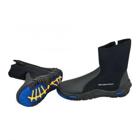 TECLINE neoprene diving boots 5mm