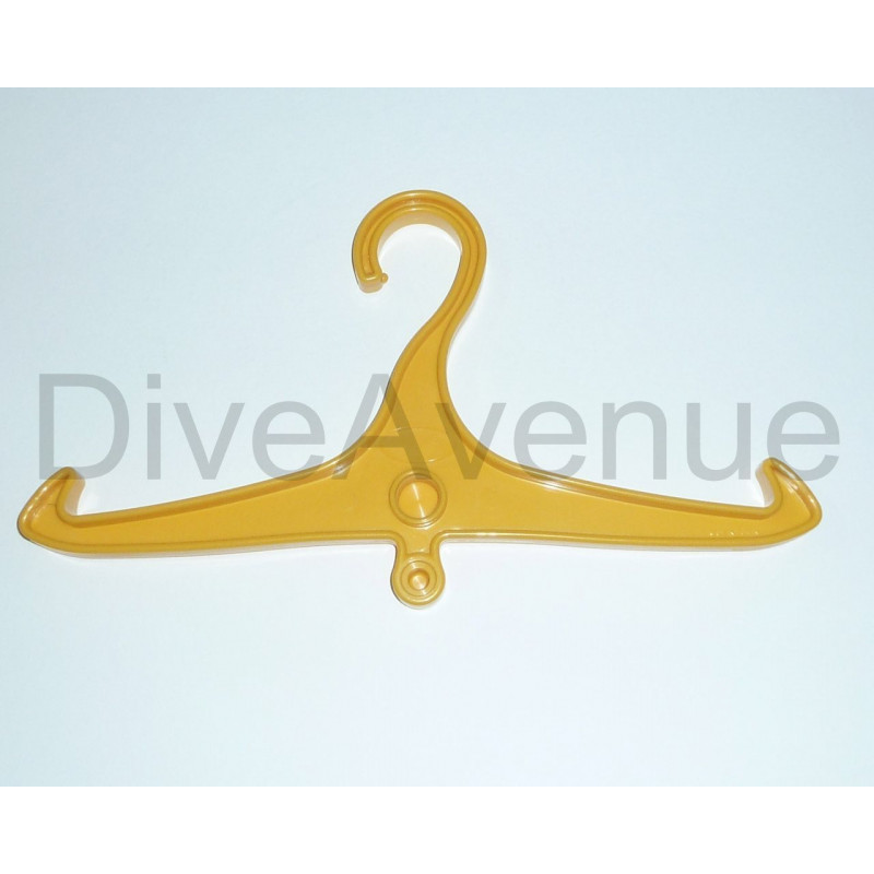 Club pack 12x special hanger for SBC or drysuit