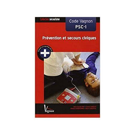 Code Vagnon PSC1: First aid and civic prevention