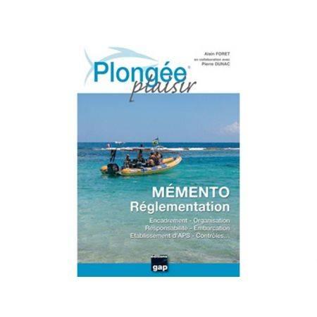 Pleasure diving: Memento of regulations