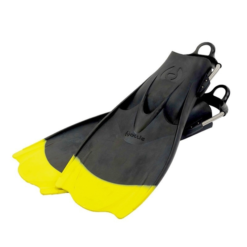 "Fins HOLLIS F1 ""BAT FIN"" YELLOW"