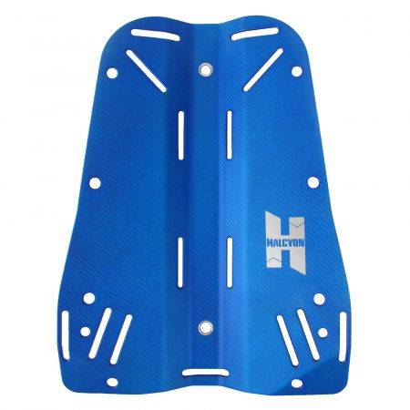 Halcyon carbon fiber Pro backplate