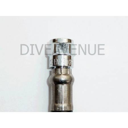 Flexible haute pression 18cm élastomère