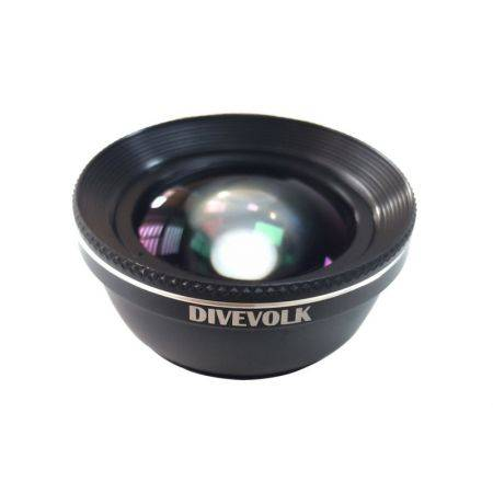DIVEVOLKSeaTouch 3 Pro Wide angle lens 105°