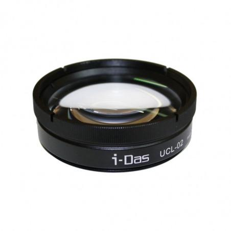 Macro lens I-Das +8 diopters
