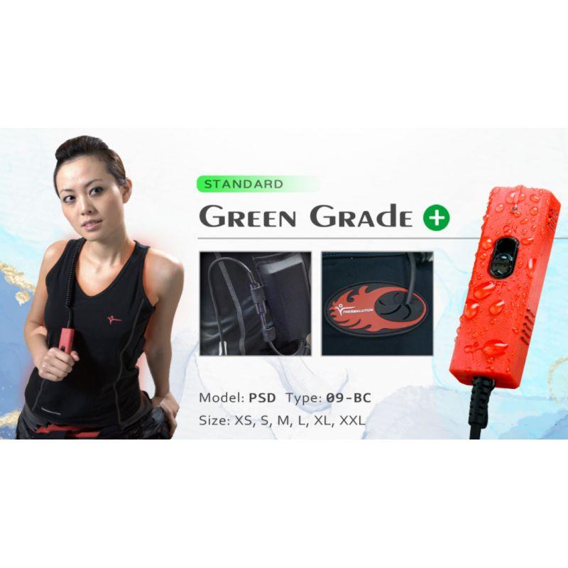 Gilet chauffant pour combinaison THERMALUTION GREEN GRADE PLUS 30m