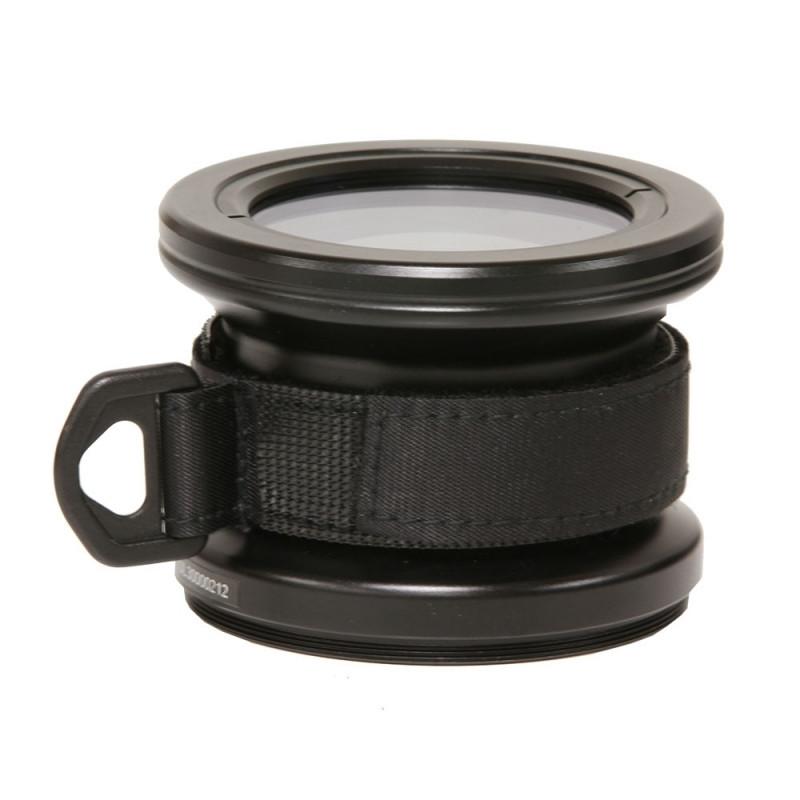 Macro lens I-Das +12 achromatic diopters