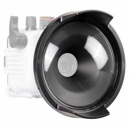 "Ikelite DC1 6 ""dome for Ikelite TG5, TG4 and TG3 housings"