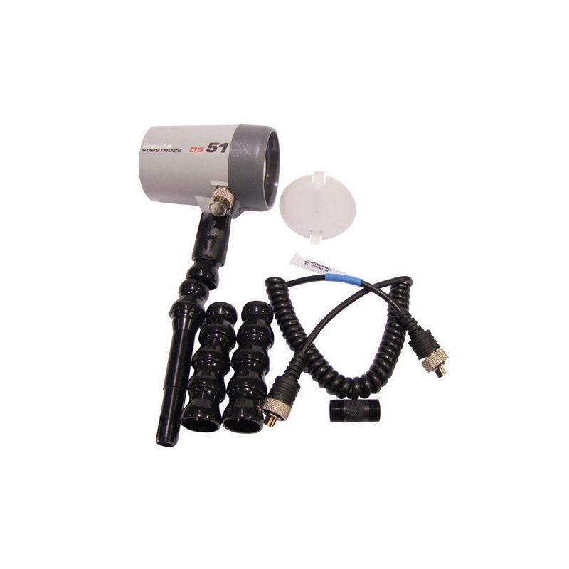Flash pack IKELITE DS 51 Flex arm + cord