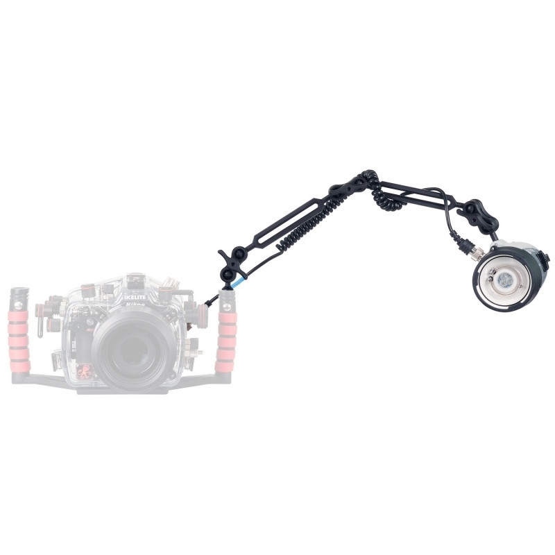 Pack Flash IKELITE DS161 Ni-MH bras Alu + cordon + chargeur