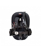 Dive BCD jackets and wings TECLINE, OMS - DIVEAVENUE