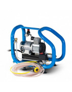 Narghile low-pressure dive compressors